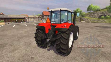 Massey Ferguson 5475 v1.8 for Farming Simulator 2013