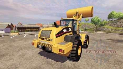 Caterpillar 980H for Farming Simulator 2013