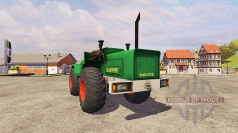 Deutz-Fahr D 16006 v2.1 for Farming Simulator 2013