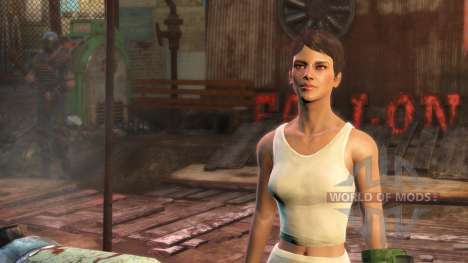 Calientes Beautiful Bodies Enhancer - NN Slim for Fallout 4