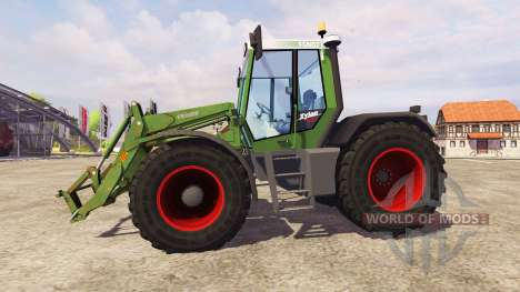 Fendt Xylon 524 v3.0 for Farming Simulator 2013