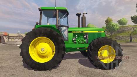 John Deere 4455 v1.1 for Farming Simulator 2013