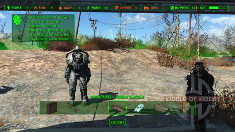 Settlement Supplies Expanded  2.5 for Fallout 4