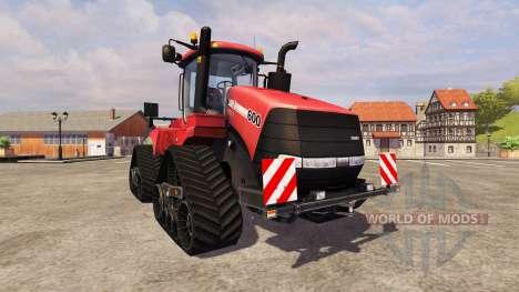 Case IH Quadtrac 600 for Farming Simulator 2013