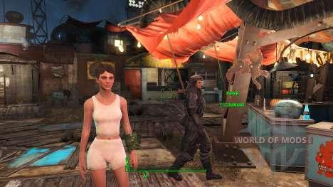 Calientes Beautiful Bodies Enhancer - NN Slim for Fallout 4