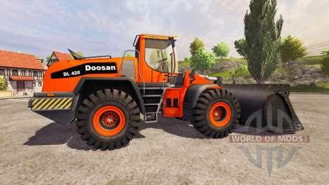Doosan DL420 for Farming Simulator 2013