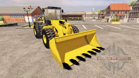 Caterpillar 966H for Farming Simulator 2013