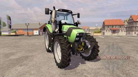 Deutz-Fahr Agrofarm 430 v1.1 for Farming Simulator 2013