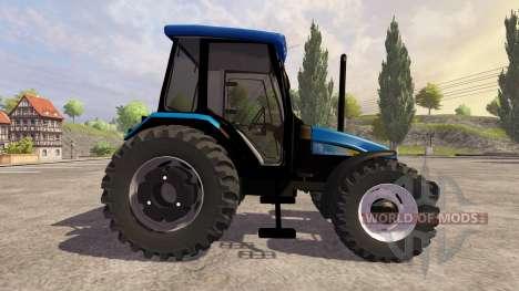 New Holland TL 75 v2.0 for Farming Simulator 2013