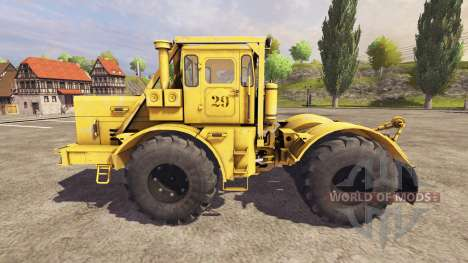 K-700A kirovec v2.2 for Farming Simulator 2013