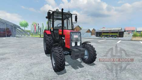 MTZ-820 Belarusian v1.1 for Farming Simulator 2013