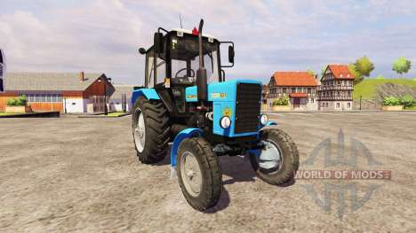 MTZ-82.1 v2.2 for Farming Simulator 2013