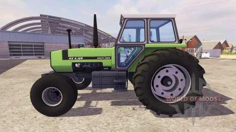 Deutz-Fahr AX 4.120 [sincron] for Farming Simulator 2013