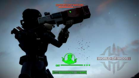 N7 Combat Armor for Fallout 4