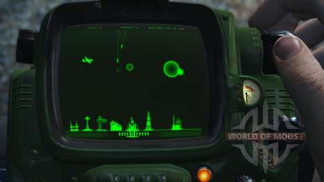 Chinese Pip-Boy for Fallout 4