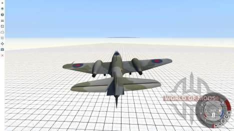 Gloster Meteor Mk. III Alpha for BeamNG Drive