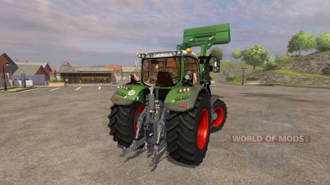 Fendt 724 Vario SCR for Farming Simulator 2013