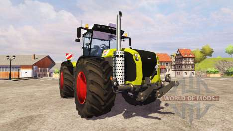 CLAAS Xerion 5000 v2.0 for Farming Simulator 2013