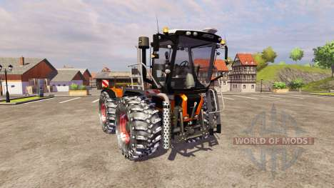 CLAAS Xerion 3800 SaddleTrac for Farming Simulator 2013