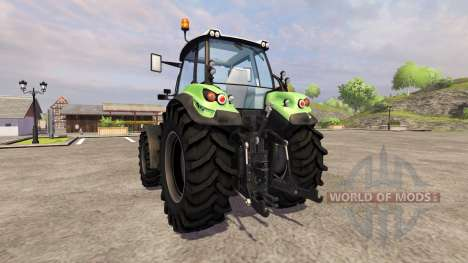Deutz-Fahr Agrotron 430 TTV [frontloader] for Farming Simulator 2013