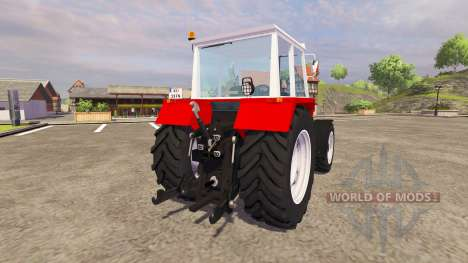 Steyr 8080 Turbo v1.6 for Farming Simulator 2013