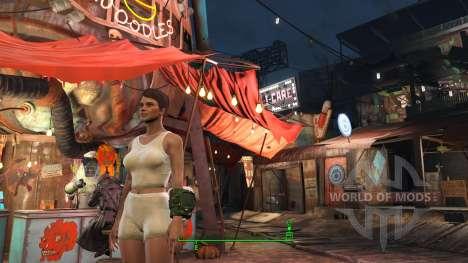 Calientes Beautiful Bodies Enhancer - NN Curvy for Fallout 4