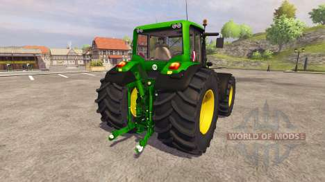John Deere 7430 Premium v1.0 for Farming Simulator 2013