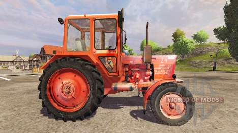 MTZ-550 for Farming Simulator 2013