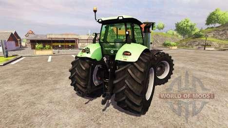Deutz-Fahr Agrotron X 720 v2.0 for Farming Simulator 2013
