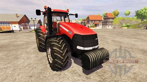 Case IH Magnum CVX 315 v1.2 for Farming Simulator 2013