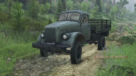 GAZ-63 [08.11.15] for Spin Tires