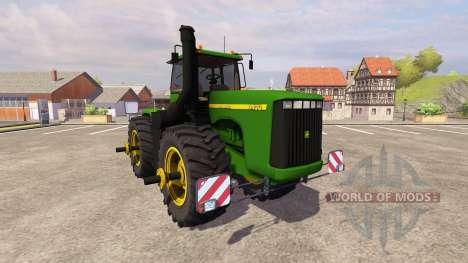 John Deere 9400 for Farming Simulator 2013