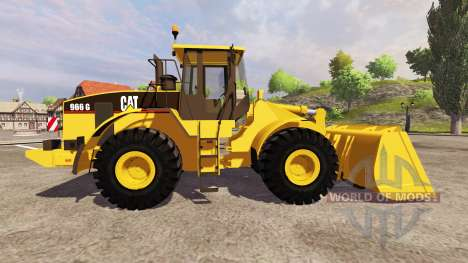 Caterpillar 966G for Farming Simulator 2013