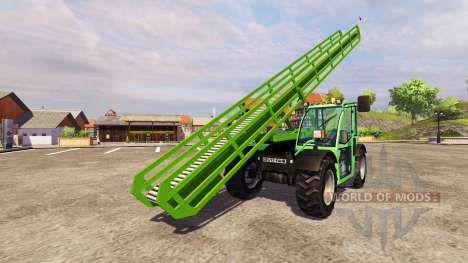 Deutz-Fahr Agrovector 35.7 for Farming Simulator 2013