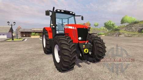 Massey Ferguson 5475 v1.8 for Farming Simulator 2013