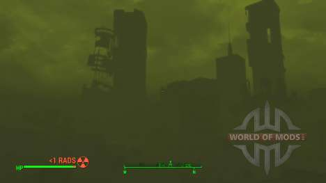 True Storms - Wasteland Edition for Fallout 4