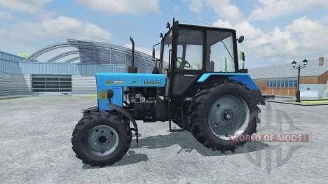 MTZ-82.1 Belarus for Farming Simulator 2013