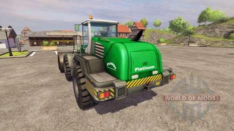 Lizard 520 Power [platinum] for Farming Simulator 2013