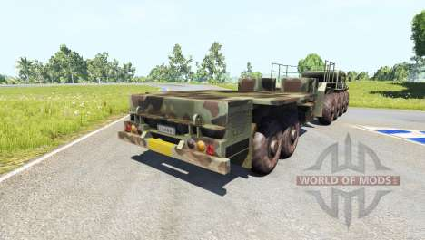 MAZ-535 with trailer for BeamNG Drive