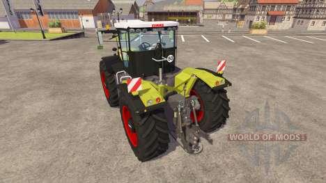 CLAAS Xerion 3800 SaddleTrac v1.1 for Farming Simulator 2013