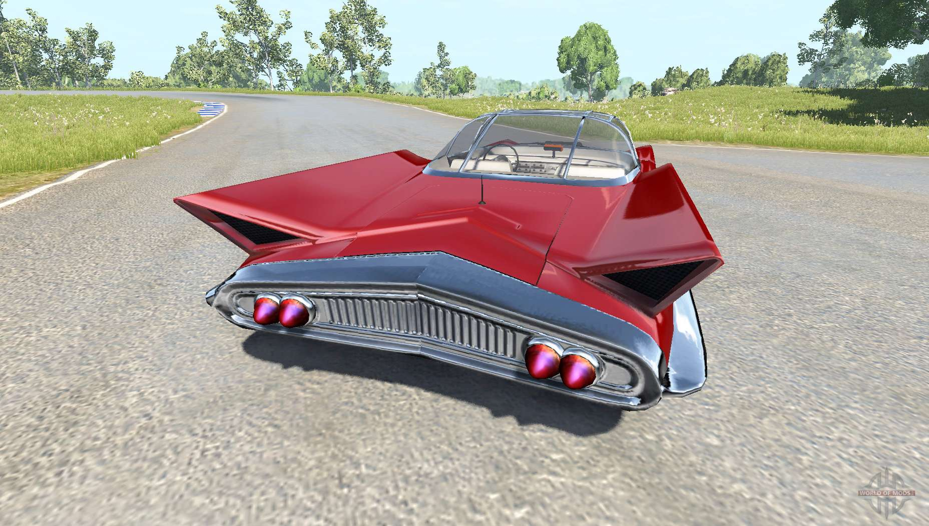 Dr Car: Jefferson Futura For BeamNG Drive