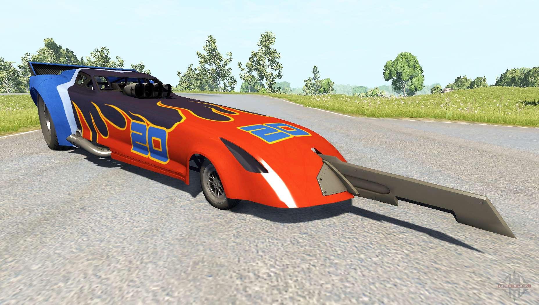 Dr Car: Annihilator V0.9 For BeamNG Drive