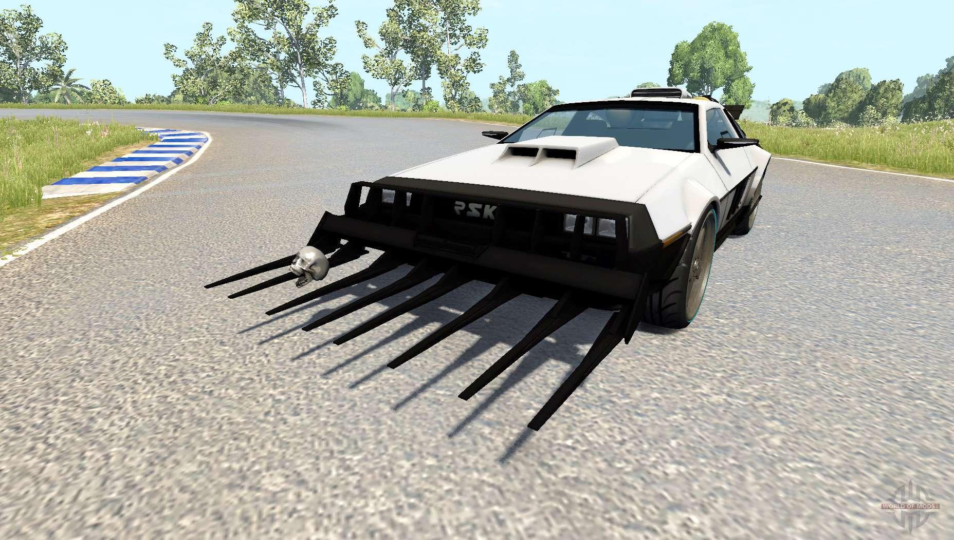 Drive: DeGoryun V1.2 For BeamNG Drive