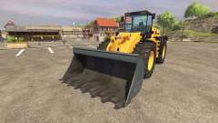 Case IH 721E for Farming Simulator 2013