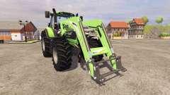 Deutz-Fahr Agrotron 6190 TTV v3.1