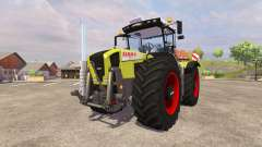 CLAAS Xerion 3800 SaddleTrac v1.1