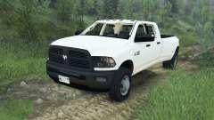 Dodge Ram 3500 dually v1.2 [08.11.15]