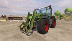 Fendt Xylon 524 v4.0