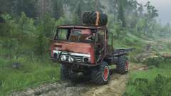 KamAZ Mongo [08.11.15] for Spin Tires