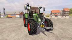 Fendt 516 Vario SCR Professional Plus